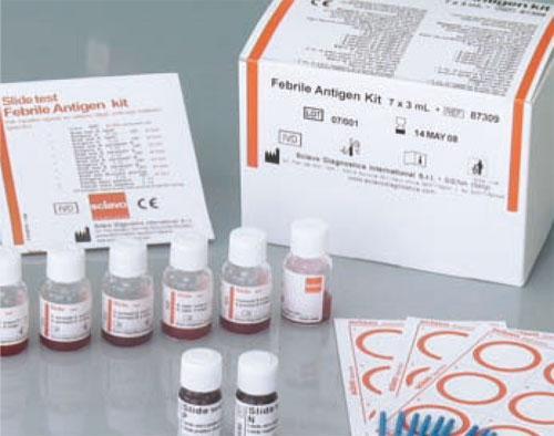 Febrile Antigen Multikit - Serology & Bacteriology