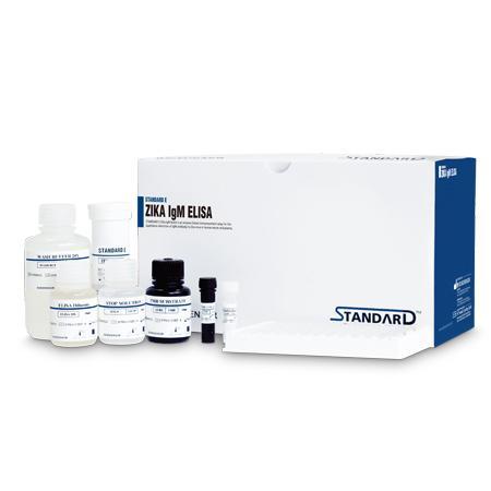 Products - STANDARD E Zika IgM ELISA