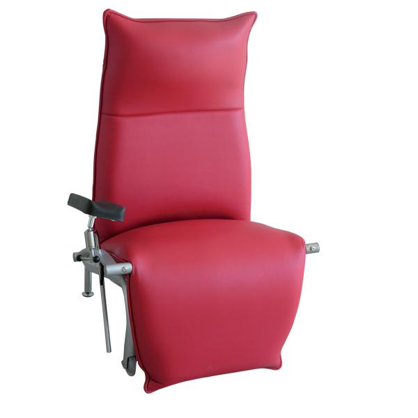 Care and procedure chair -