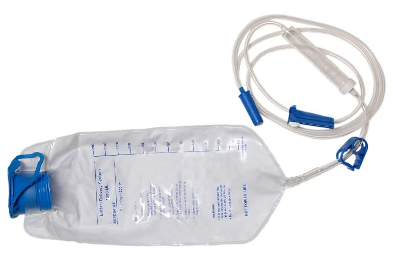 Enteral Feeding Set And Feeding Bag Manufacturer in India