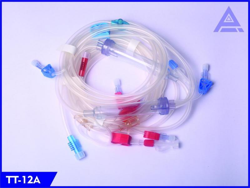 Hemodialysis Blood Tubing Set manufacturer in India