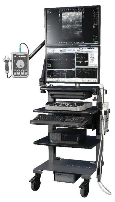 EMG   Summit Cadwell Electromyography System with EP & Ultrasound