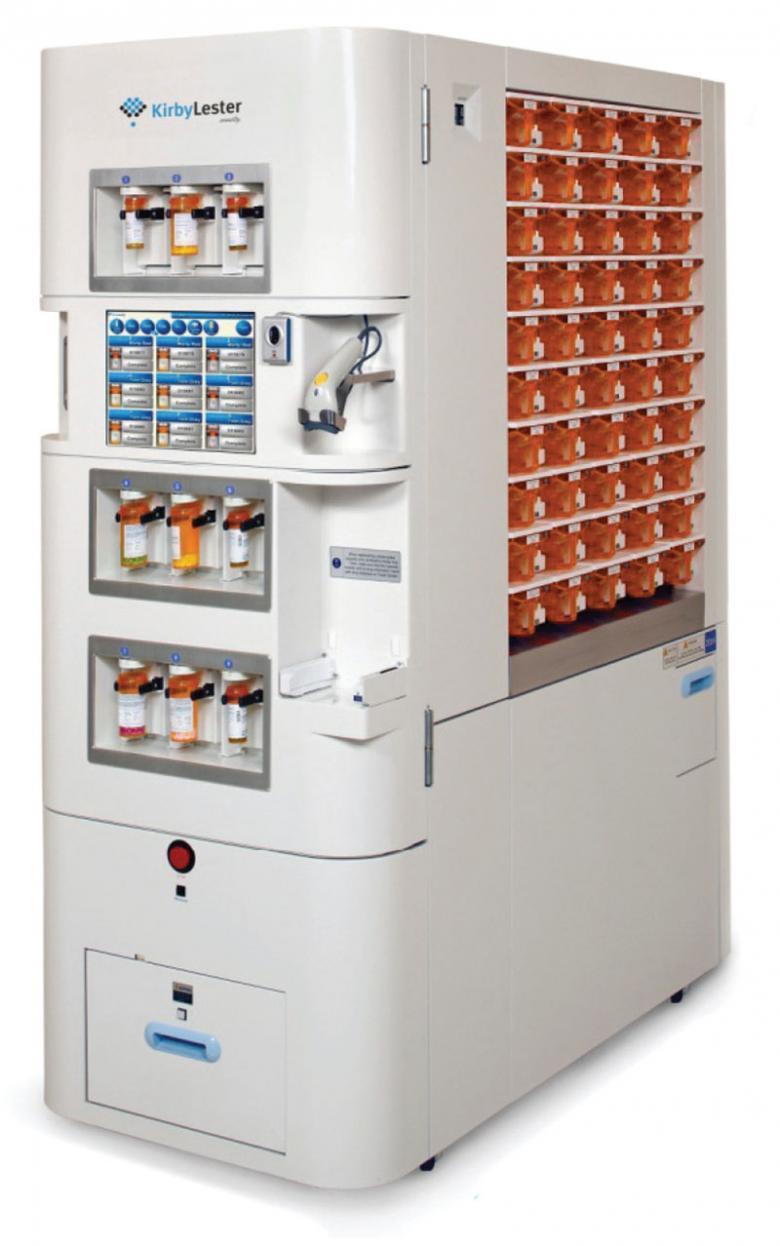 KL100 Dispensing Robot | Capsa Healthcare