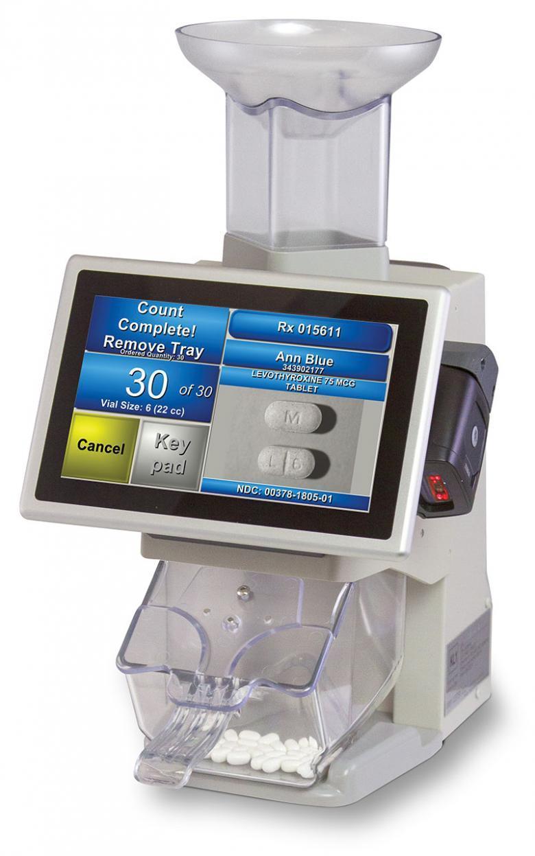 KL1Plus Tablet Counter | Capsa Healthcare