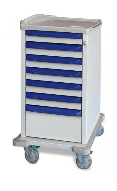 Model M2 - Auto Packaging Medication Cart | Capsa Healthcare