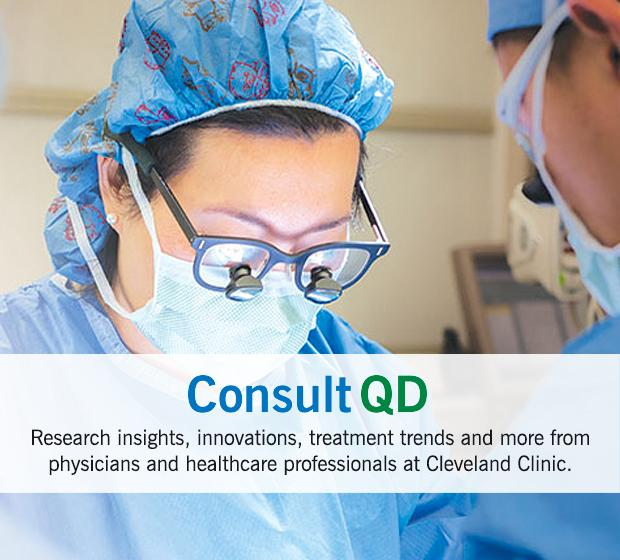 Consulting | Cleveland Clinic