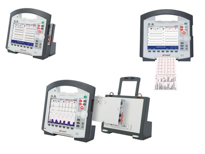 EMS - Medical Device - Defibrillator - Corpuls