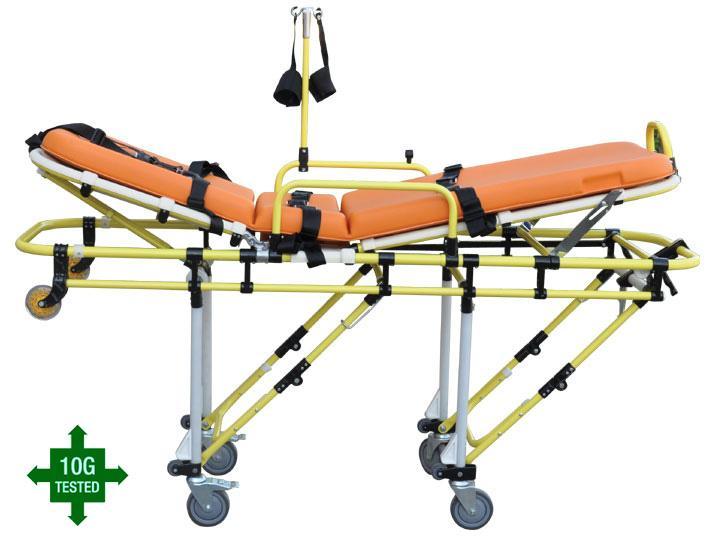 EMS - Ambulance Stretcher - Main Stretcher