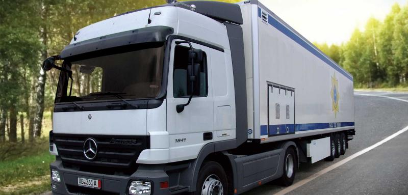 Surgery Trailer - EMS - Mobile Clinic - Mobile Operating Rooms and Intensive Care Tool