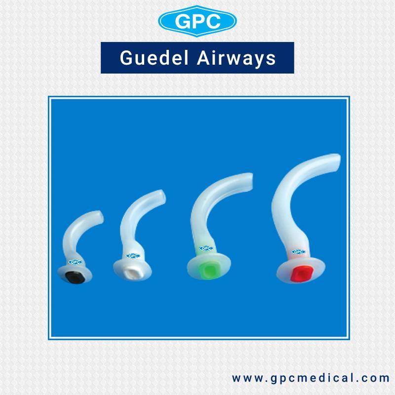 Guedel Airways