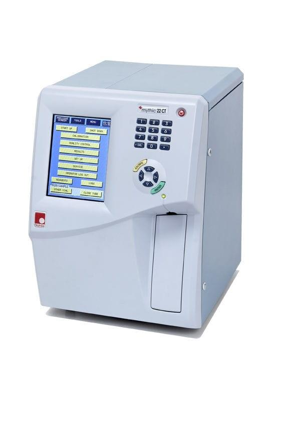Mythic 22 Fully Automated Haematology Analyzer (5part Diff)