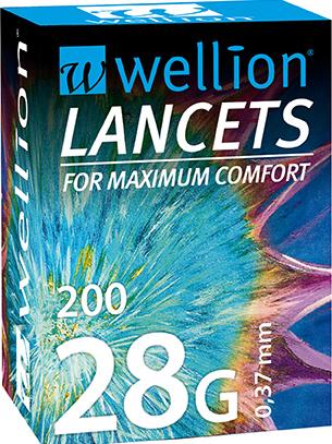 Wellion 28G LANCETS