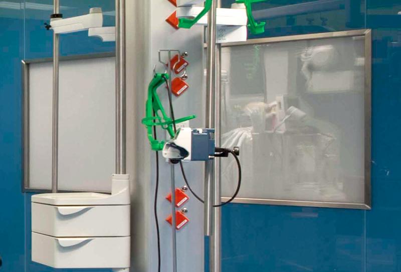 MEDglas® WINDOW - Medik Hospital Design GmbH - MEDIK Hospital Design GmbH