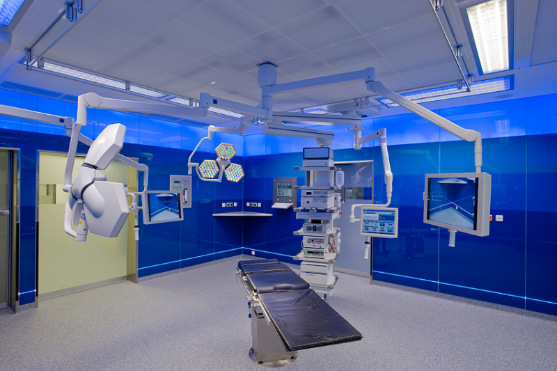 MEDglas® LIGHT - Medik Hospital Design GmbH - MEDIK Hospital Design GmbH