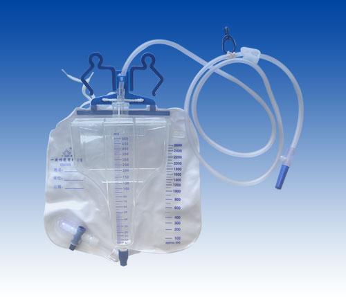 Disposable drainage bag,Bone injury and trauma burn equipments,Nanjing Shuangwei Biotechnology