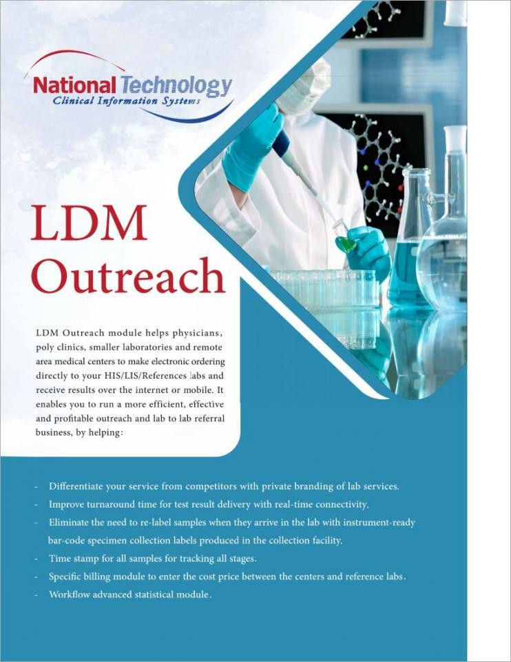 LDM Outreach