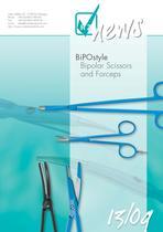 RZ Medizintechnik - BIPOstyle Bipolar Scissors and Forceps