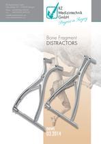 RZ Medizintechnik | Bone Fragment DISTRACTORS