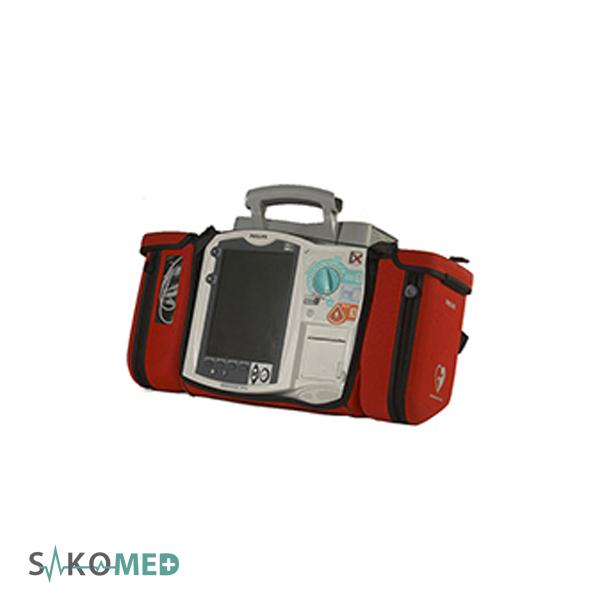 Accessories - Carry Bag Red for Philips HeartStart MRx Monitor