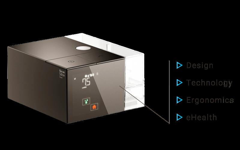 S.BOX CPAP