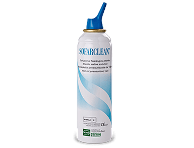 SOFARCLEAN 150 ml PRESSURIZED CAN | SOFAR A qualified presence in the pharmaceutical world