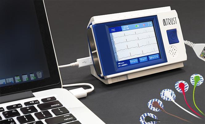 Portable ECG Recorder