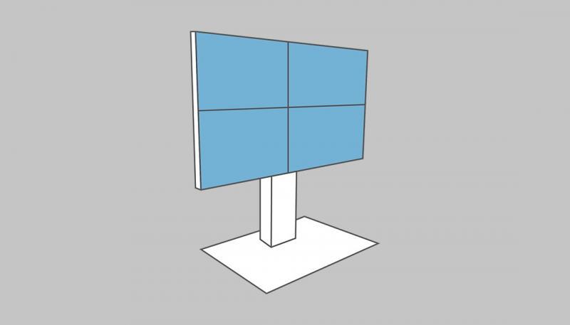 Télécom Santé - Digital Signage