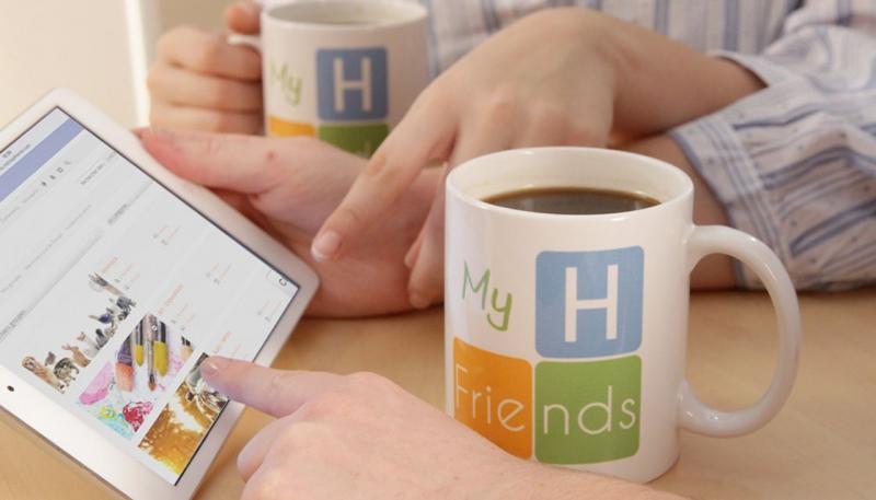 Télécom Santé - MyHospiFriends