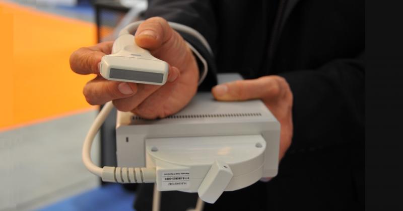 Telemed | Echo Blaster 128 family scanners