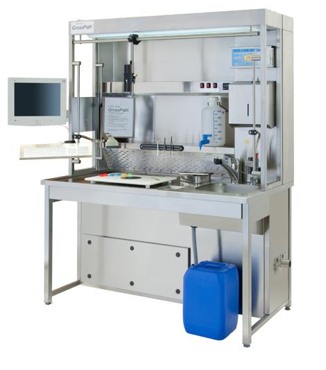 Down / draft / grossing tables - Thalheimer Kühlung | German Manufacturer of Medical Refrigerators and equipment