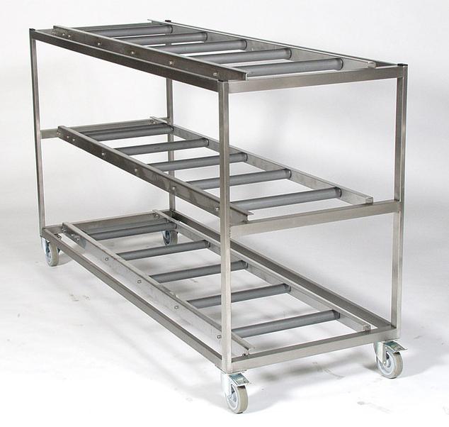 Mobile Shelf device - Thalheimer Kühlung   German Manufacturer of Medical Refrigerators and equipment