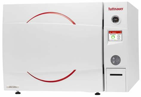 Benchtop Autoclaves for Life Sciences | Tuttnauer