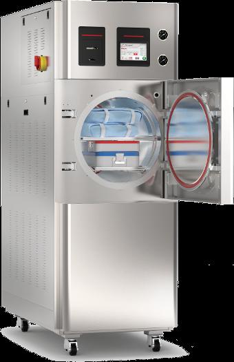 GS Hospital Autoclaves - Hospital steam sterilizer | Tuttnauer
