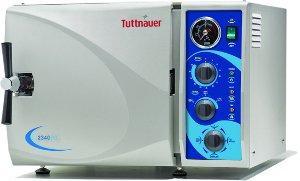 Manual Benchtop Laboratory Autoclave Sterilizers by Tuttnauer | Tuttnauer