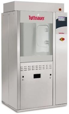 Tiva 750 / Tiva 800 Washer Disinfector | Tuttnauer