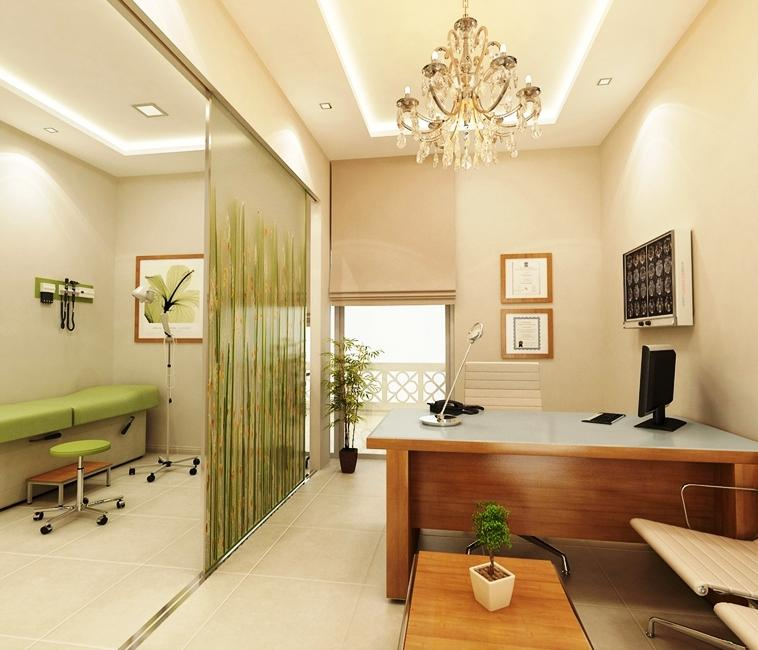 Interior Design, Signage System, and Fit-out Services | UHS, Hospital Designers, Medical Equipment Planners<