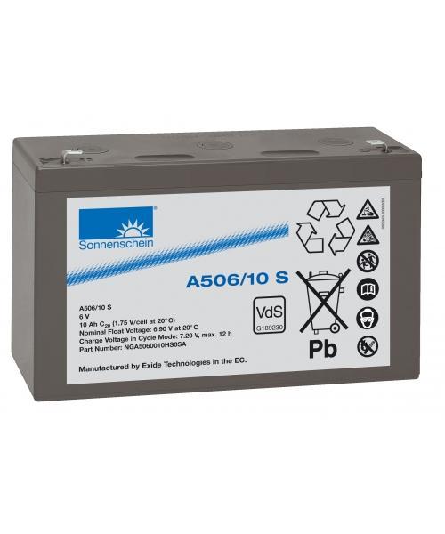 Battery 6V 10Ah for table 115001 MAQUET - Vlad