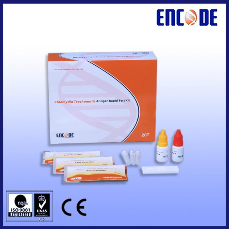 Chlamydia Trachomatics Antigen Rapid Testing Kit|Zhuhai Encode Medical Engineering Co., Ltd - DECODE YOU WITH OUR CARE