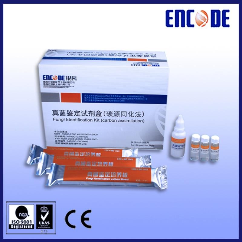 Fungal Identification Kit|Zhuhai Encode Medical Engineering Co., Ltd - DECODE YOU WITH OUR CARE