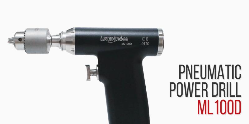Pneumatic power drill ML100D