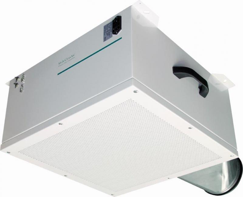 ISO520 to create negative or positive pressure / isolation rooms