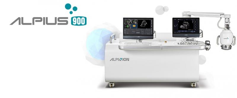 ALPINION MEDICAL SYSTEMS : Clinical HIFU, ALPIUS 900