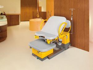 Schmitz u. Söhne:Partura® - the comfortable and versatile delivery bed