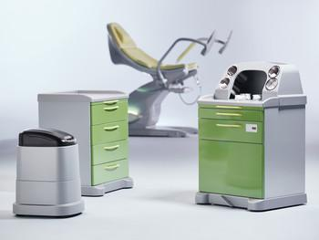 Schmitz u. Söhne:Orbit - the mobile Supply and Disposal System for Gynaecology and Proctology