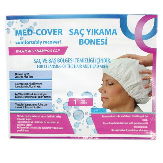MED-COVER SHAMPOO CAP