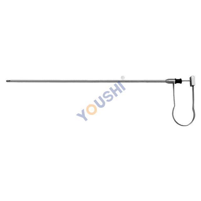 Spring grasping forceps_Tonglu Youshi Medical Instrument Co., Ltd.