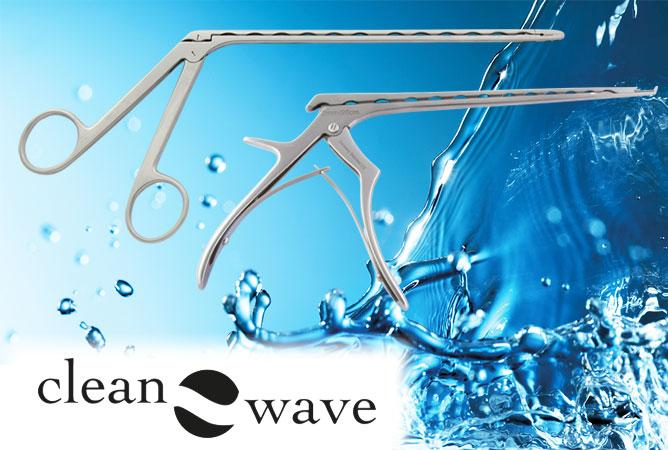 CLEAN WAVE Punches & Rongeurs - Tontarra