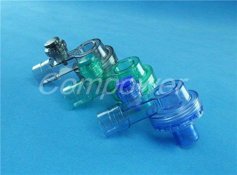 Non-rebreathing valve