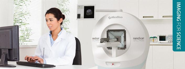 nanoScan SPECT/MRI - Mediso Medical Imaging Systems