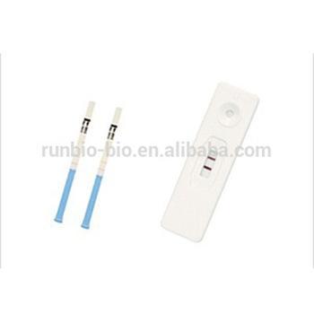 One Step Anti-hiv1+2 Test Strip Cassette
